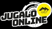 Los Dos Chinos - Logo Jugaloonline blanco